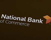 National Bank of Commerce - Rebrand