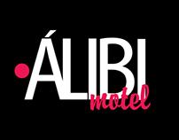 Branding | Álibi Motel