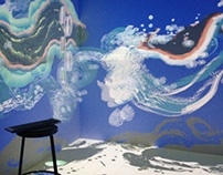 Virtual Reality : Sea Slugs and Fluid Flow