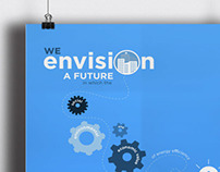 Corporate mission statement poster