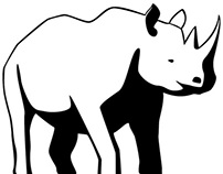 Icon Project: Day 23: Rhinoceros