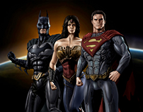 The Justice League of America
