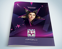 Hum Sitaray Brochure Design 2014
