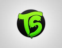 DJ Logo TS
