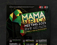 Mama Africa Meeting 2013
