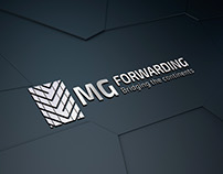 LOGO: MG FORWARDING
