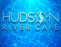 Hudson River Cafe | Brand Identity Design