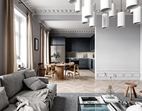 Apartment 02 - VRay