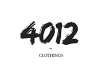 4012 clothing