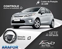 Arafor // New Fiesta & Ford Fusion