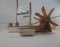 Innovation Module - Boat