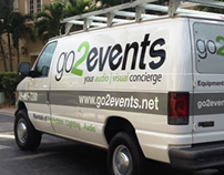 Van Wrap | Go2Events