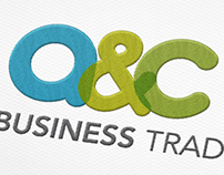 A&C Business Trading - Logo y papeleria
