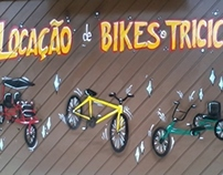 Locação de Bikes e Triciclos