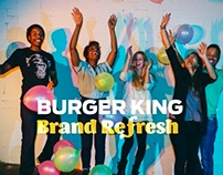 Burger King Refresh