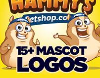 2013 Character/Mascot Logo Work
