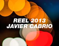 Reel 2013 Javier Cabrio