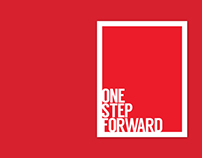 One Step Forward - Newsletter Publishing