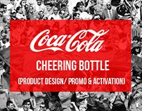 Cheering bottle (World Cup ideas)