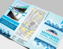 "Tri-fold Brochure ""Monkasel"""