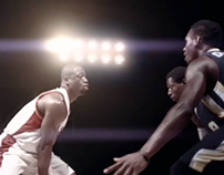 Li Ning Basketball TVC