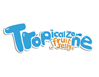 TropicalZone Fruit Jelly