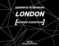 LONDON - GENERICS IN NEWHAM