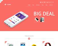 Gshop Advance E-commerce Template