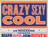 """Crazy Sexy Cool"" Book Redesign"