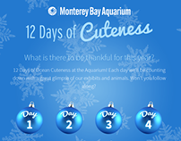 12 Days of Cuteness Social App