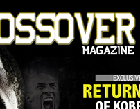 CrossOver Magazine Cover