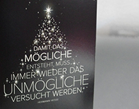 Centrum Group Weihnachtskarte