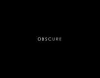Obscure Logo Design