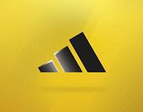 Adidas Logo Looping