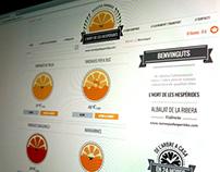 L'HORT DE LES HESPERIDES  - SHOP naranjashespides.com