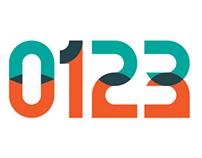 Bircular - Numeric Font