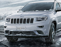 Jeep GCherokee Winter 2013