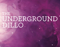 Underground Dillo Booklet (2013)