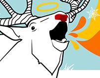 Dear Deer - GIF Invitation