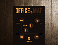 Web and Events's Office Map