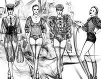 - LV Mannequins -