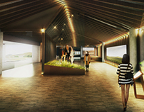 Ordos Eco Museum Proposal B