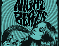 Psych Night & Vans Present: NIGHT BEATS SA TOUR