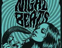 Psych Night & Vans Present: NIGHT BEATS SA TOUR