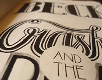 Hand Lettered Band Type