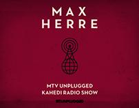 Max Herre. MTV unplugged. KAHEDI Radio Show.