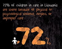 SOS Children's Villages International infographics