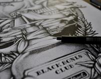 BLACK BONES CLUB 2013