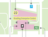 Wayfinding | University of Reading