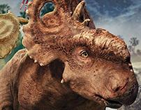 """Игра к фильму """"Прогулка с динозаврами в 3D"""""""